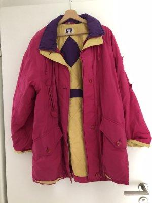 American Vintage Doudoune magenta-violet foncé