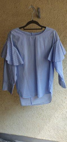 Tolle Reserved Volant-Bluse Größe 36/S