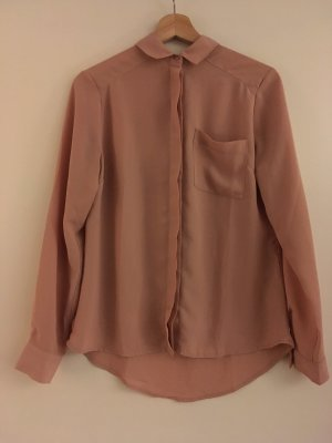 Tolle rosa Bluse