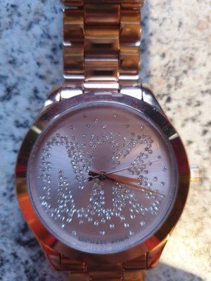tolle rosegoldene Michael Kors Uhr
