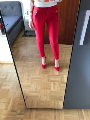Tolle rote Business-Hose in 1A-Zustand!