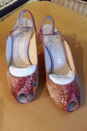 Tolle #Sandale in Gr. 35 von #Unisa, Leder