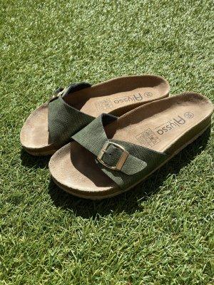 Alyssa Comfort Sandals multicolored