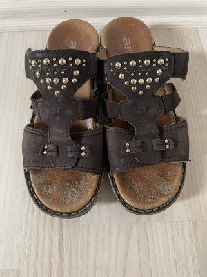 ara Sandalo con cinturino marrone