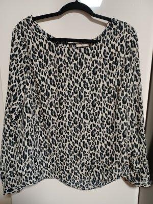Tolle Schlupf-Bluse von Multiblu Animalprint Gr.42