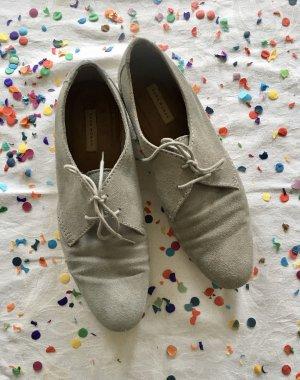 Tolle Schnürschuhe von Zara, Echtleder