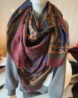Tolle schöne große Damen Schal Italy