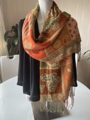 Tolle schöne große Schal made in Italy