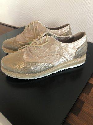 Claudia Ghizzani Lace Shoes multicolored
