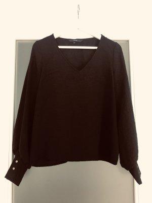Tolle schwarze Bluse Gr. S von Vero Moda