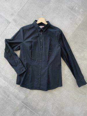 Tolle schwarze Bluse von Redford - Gr. 44