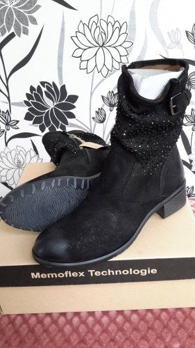 Tolle schwarze Boots