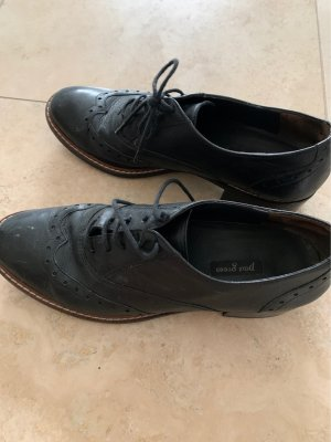 Tolle schwarze Business Schuhe