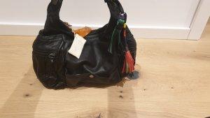 Tolle schwarze Handtasche von Boss Orange