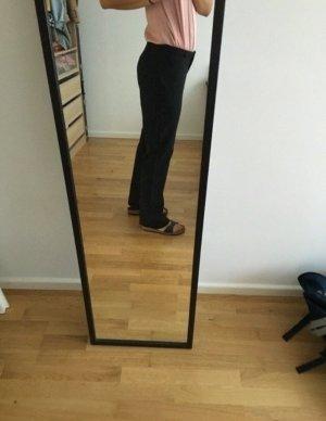 QS by s.Oliver Stretch broek zwart