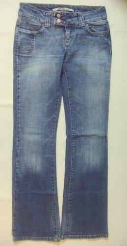 "Tolle, seltene Vintage Hüft-JEANS von ONLY ""Swear Stretch Jeans""..used..Größe DE 34/36"