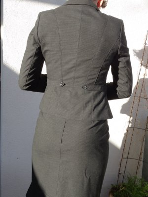 Selection by s.oliver Tailleur taupe-gris anthracite coton