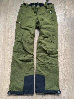 Bogner Fire + Ice Spodnie sportowe oliwkowy-czarny