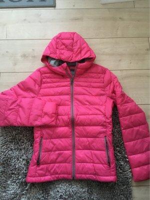 Crivit Outdoor Jacket pink-light grey