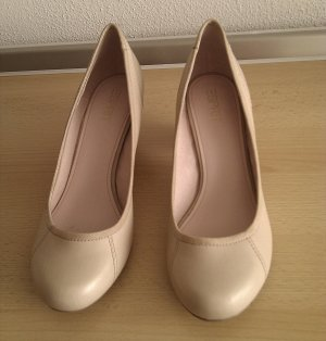 Tolle Sommer-Pumps in Nude