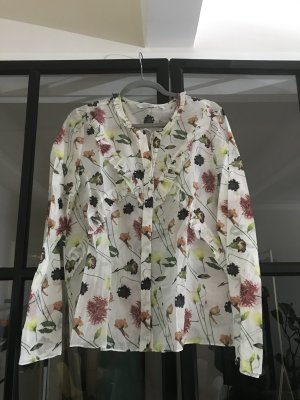 & other stories Long Sleeve Blouse multicolored