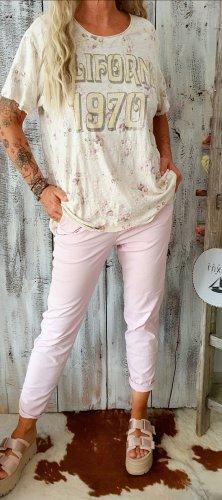 Esprit Chinos pink cotton