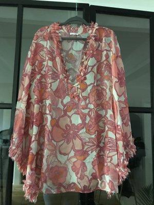 Tolle sommerliche Tunika aus Seide von Joyce & Girls.
