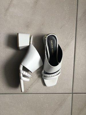Bruno Premi Wygodne sandały biały