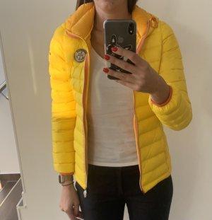 Adenauer & Co Veste matelassée jaune