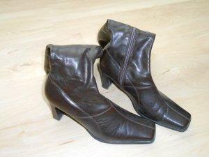 tolle Stiefel mit Absatz#strech#reißverschluss