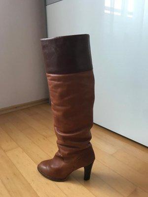 Tolle Stiefel von Zara Echtleder