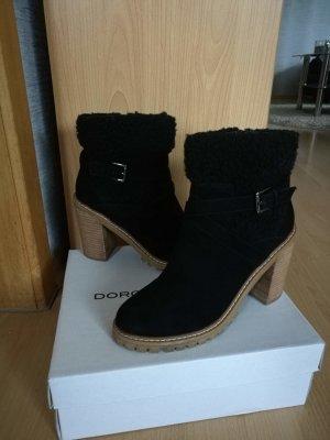 Dorthy Perkins Winter boots zwart