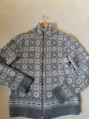 Bogner Fire + Ice Cardigan norvegese multicolore