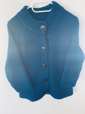 Orsay Knitted Vest blue-dark blue