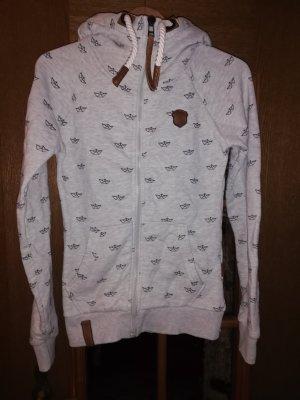 Naketano Veste chemise gris clair