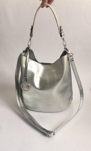 Tolle Tasche in Silber von She