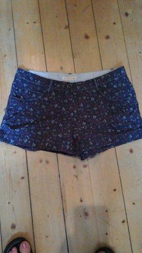 Tolle Tom Tailor Shorts blau gemustert Gr. 29