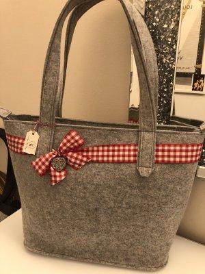 Shopper gris clair