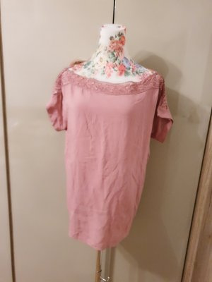Tunic dusky pink-pink