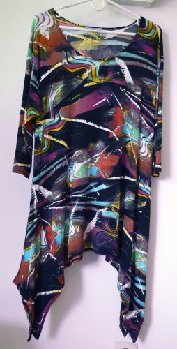 Catwalk Long Shirt multicolored polyester