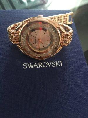 Swarovski Montre avec bracelet métallique doré