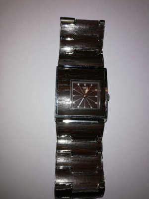 Tolle Uhr von Swatch in Holzoptik