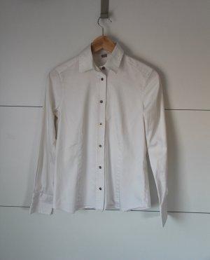 Tolle weiße Bluse von Eterna