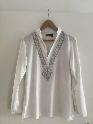 Tolle weiße Bluse von MEXX, Größe 38