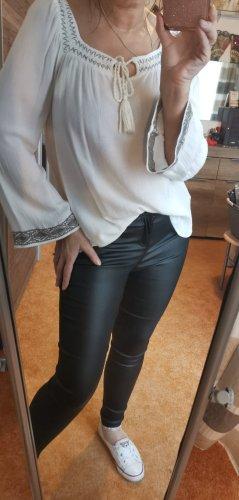 Tolle weiße Bluse von Vero Moda Gr S Wie neu passt auch bei 38 und 40
