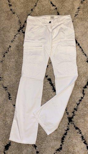 Tolle weiße Calvin Klein Jeans