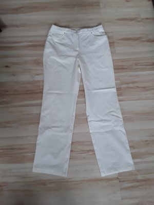 Walbusch Stretch Trousers natural white