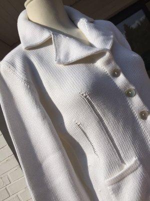 Tolle weiße Strickjacke von Dirocco