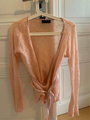 Vero Moda Veste en laine rosé