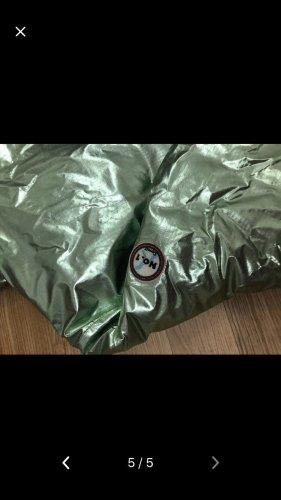 No1 Mode Express Reversible Jacket dark green-green